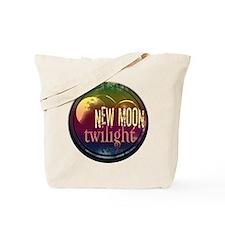 New Moon Magic Shadows Tote Bag