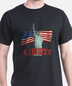 Lady Liberty T-Shirt