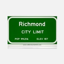 Richmond Rectangle Magnet