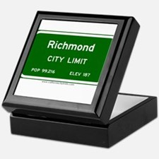 Richmond Keepsake Box