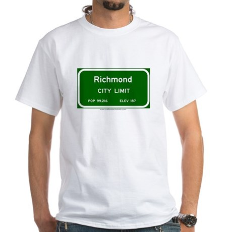 Richmond White T-Shirt