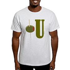 OLIVE U (I LOVE YOU) T-Shirt
