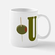 OLIVE U (I LOVE YOU) Mug
