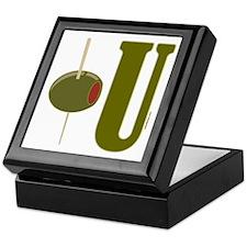 OLIVE U (I LOVE YOU) Keepsake Box