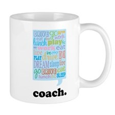Sports Coach Mug