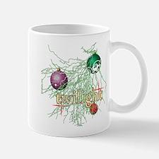 Twilight Christmas Bulbs Mug