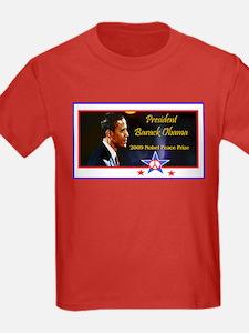 Obama Peace Prize T