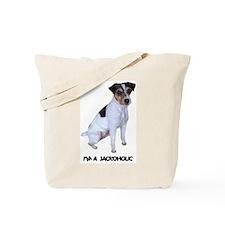 I'M A JACKOHOLIC Tote Bag