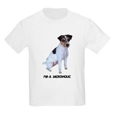 I'M A JACKOHOLIC T-Shirt