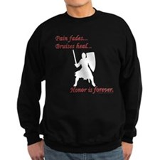 Honor is Forever Sweatshirt (dark)