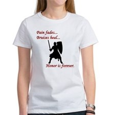 Honor is Forever Women's T-Shirt