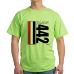 Oldsmobile 442 Green T-Shirt