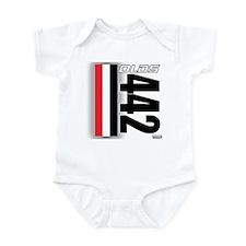 Oldsmobile 442 Infant Bodysuit