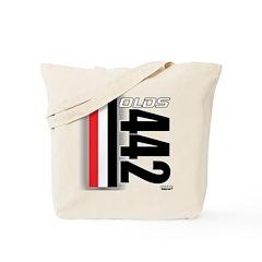 Oldsmobile 442 Tote Bag
