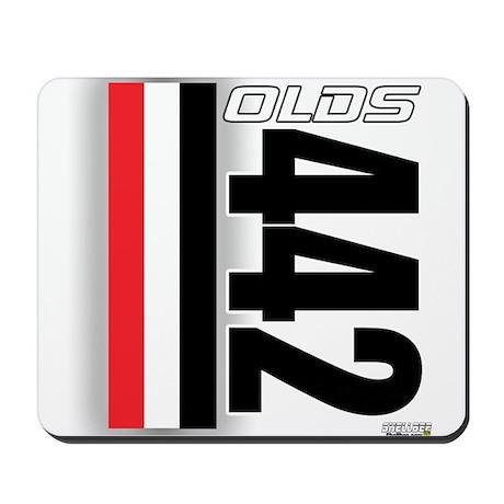Oldsmobile 442 Mousepad