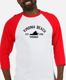Virginia Beach VA Baseball Jersey