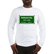 Redwood City Long Sleeve T-Shirt