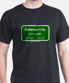 Redwood City T-Shirt