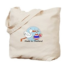 Stork Baby Thailand Tote Bag