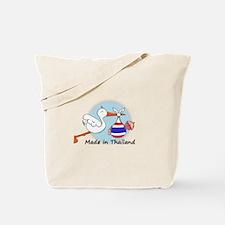 Stork Baby Thailand Tote Bag