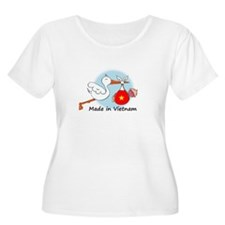 Stork Baby Vietnam T-Shirt