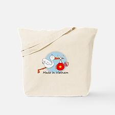 Stork Baby Vietnam Tote Bag