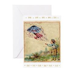 Boy Blue Greeting Cards (Pk of 10)