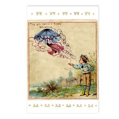 Boy Blue Postcards (Package of 8)