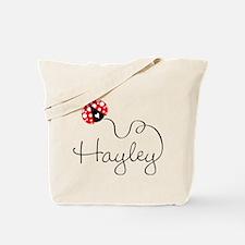 Ladybug Hayley Tote Bag