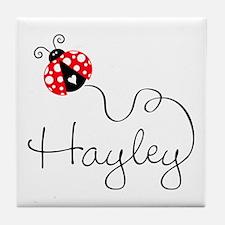 Ladybug Hayley Tile Coaster