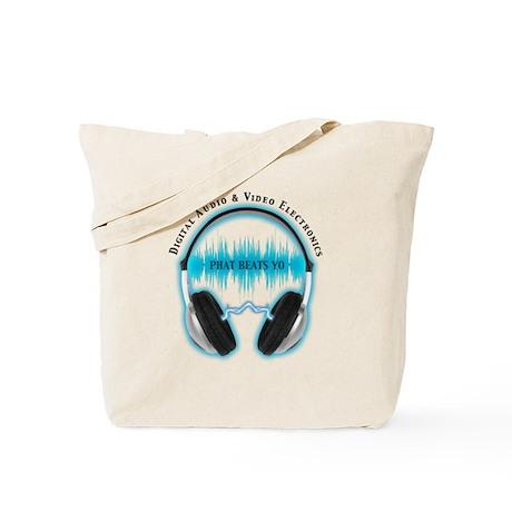 Audio Video | Tote Bag
