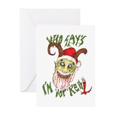 Who Says Greeting Card