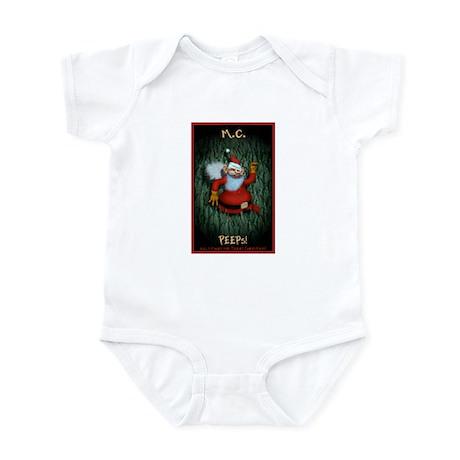 Snappy Claus Infant Bodysuit