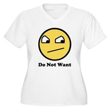 Awesome Do Not Want T-Shirt