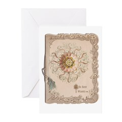 Best Wishes Greeting Cards (Pk of 20)