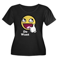 Do Want Awesome T