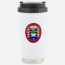 USS Point Defiance (LSD 31) Travel Mug