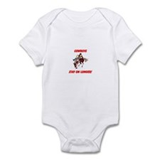 COWBOYS Infant Bodysuit