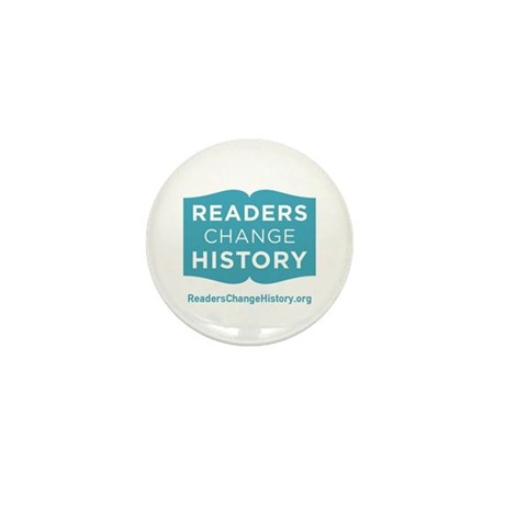 Readers Change History Mini Button