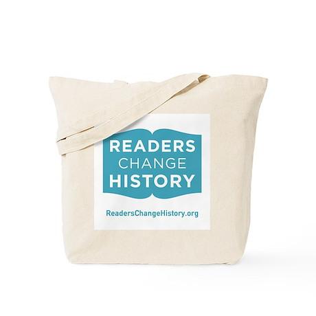 SMART/Readers Change History Tote Bag