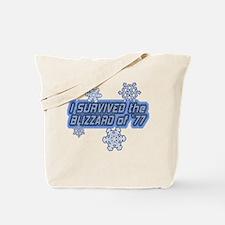 Blizzard of '77 Tote Bag