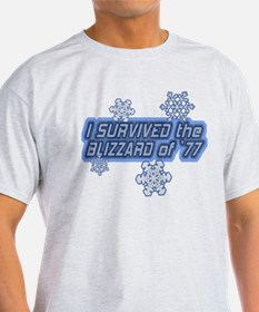Blizzard of '77 T-Shirt
