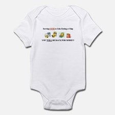 Unique Religion beliefs sister Infant Bodysuit