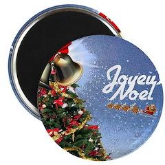 Joyeux Noel Magnet