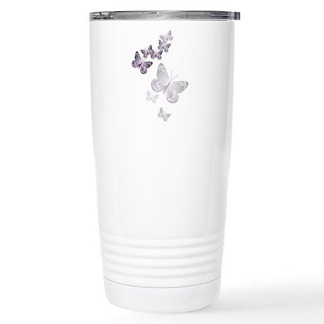 I Spy Butterflies Stainless Steel Travel Mug