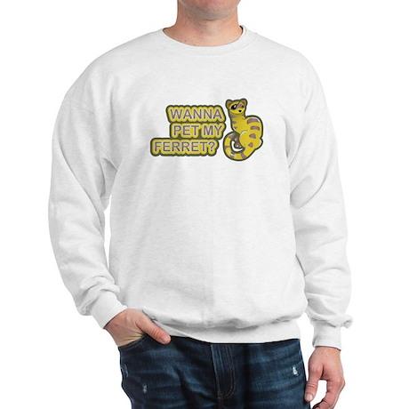 Pet Ferret Sweatshirt