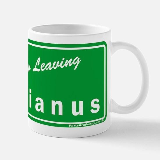 Cute Anus Mug