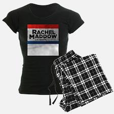 ART Shirt Rachel Maddow for Senate Pajamas