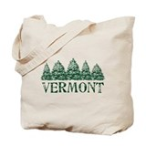 Vermont Regular Canvas Tote Bag