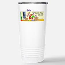 Funny Family circus Travel Mug